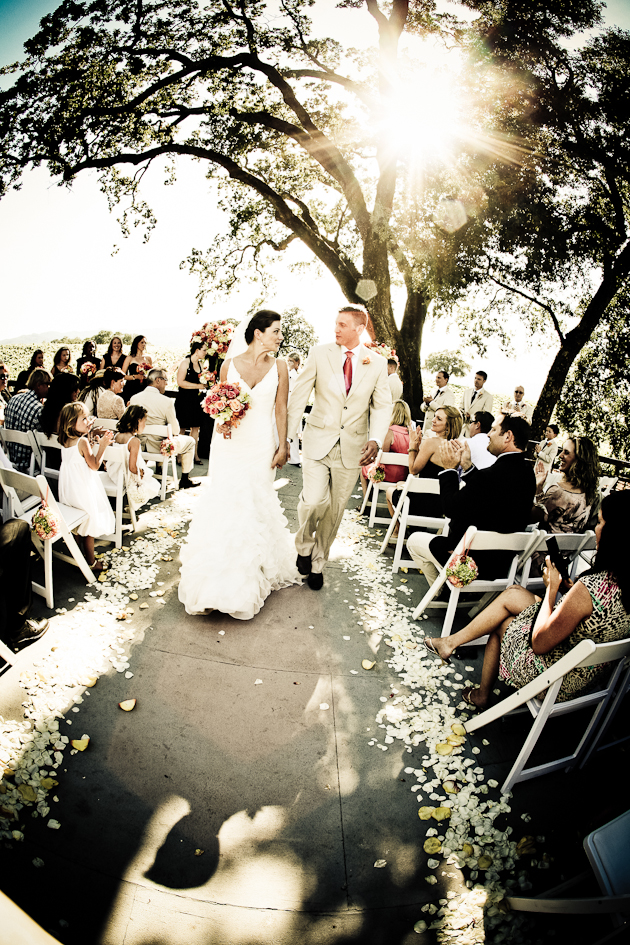 Napa wedding